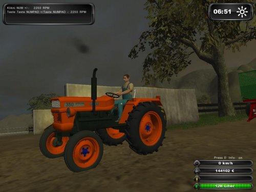 Foto van een Farming Simulator Fiat 350.. Geplaatst door fiatmaarten op 07-12-2011 om 20:37:53, met 11 reacties.