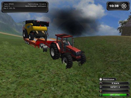 Foto van een Farming Simulator Fiat f140. Geplaatst door fiatmaarten op 07-12-2011 om 20:42:40, met 9 reacties.