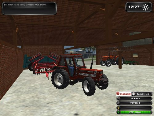 Foto van een Farming Simulator Fiat 70-90. Geplaatst door fiatmaarten op 08-12-2011 om 17:21:13, met 6 reacties.