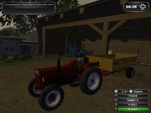 Foto van een Farming Simulator Fiat 540. Geplaatst door fiatmaarten op 08-12-2011 om 19:22:28, met 15 reacties.