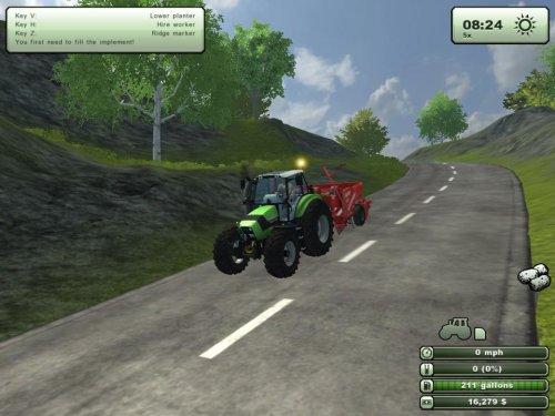 Foto van een Farming Simulator Deutz.  2013 gekocht :). Geplaatst door fiatmaarten op 24-10-2012 om 20:01:15, met 49 reacties.