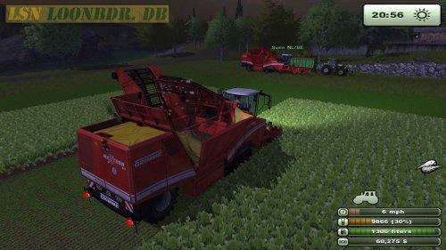 Foto van een Farming Simulator Deutz, bezig met poseren.Ik zoek nog vaste spelers als er mensen zijn laat het maar weten ;)