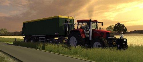 Foto van een Farming Simulator Case Internationaal, bezig met poseren.. Geplaatst door zetordrivertimo op 06-03-2013 om 21:27:29, met 8 reacties.
