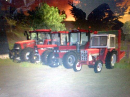 Foto van een Farming Simulator Case Internationaal, bezig met poseren.. Geplaatst door martsnijders op 27-06-2013 om 19:06:52, met 4 reacties.