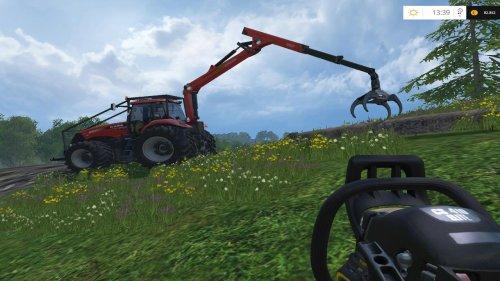 Foto van een Farming Simulator Case Internationaal. Geplaatst door liholland op 16-12-2014 om 19:41:44, op TractorFan.nl - de nummer 1 tractor foto website.