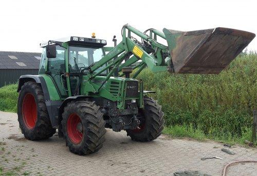 Fendt Farmer 310 LSA van markjan-beltman