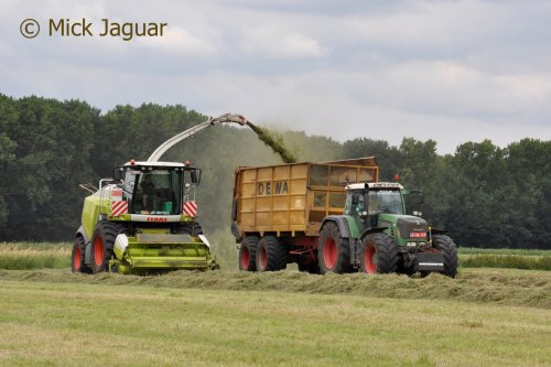 Fendt 924 van Mick Jaguar