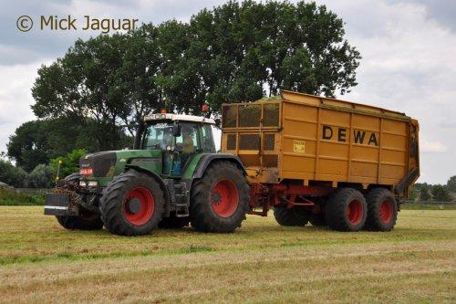 Fendt 924, foto van Mick Jaguar