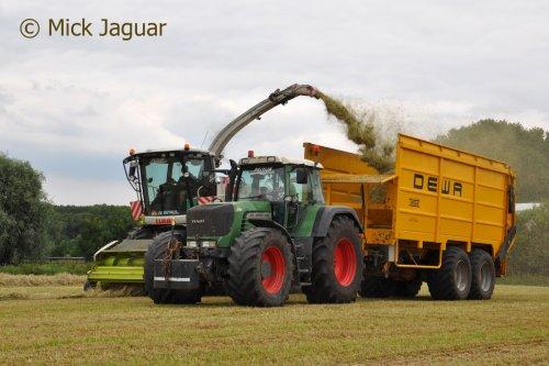 Fendt 926 van Mick Jaguar