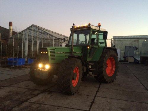 Foto van een Fendt 612. Geplaatst door fendt280v op 23-04-2017 om 17:21:33, op TractorFan.nl - de nummer 1 tractor foto website.