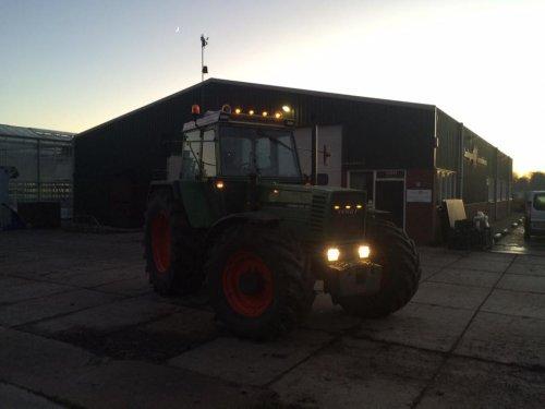 Foto van een Fendt 612. Geplaatst door fendt280v op 23-04-2017 om 17:21:35, op TractorFan.nl - de nummer 1 tractor foto website.
