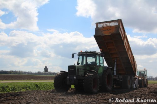 Foto van een Fendt 612. Geplaatst door rolandfotografie op 30-04-2017 om 13:40:48, op TractorFan.nl - de nummer 1 tractor foto website.