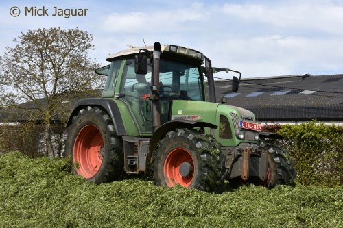 Fendt 411 Wallpaper