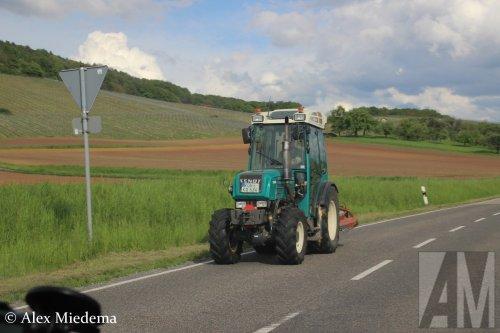 Foto van een Fendt 200 V/F Serie. Geplaatst door Alex Miedema op 13-05-2017 om 20:57:28, op TractorFan.nl - de nummer 1 tractor foto website.