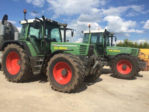 Hier zie je Gebr. Aldenzee BV (Deurne) × met een Fendt 512 C.. Geplaatst door FransFrago op 20-05-2017 om 17:43:56, op TractorFan.nl - de nummer 1 tractor foto website.