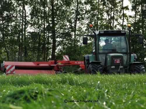 Fendt 309 C van Landbouw Fotografie J&J