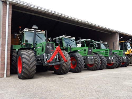Picture Fendt 600 LS(A)