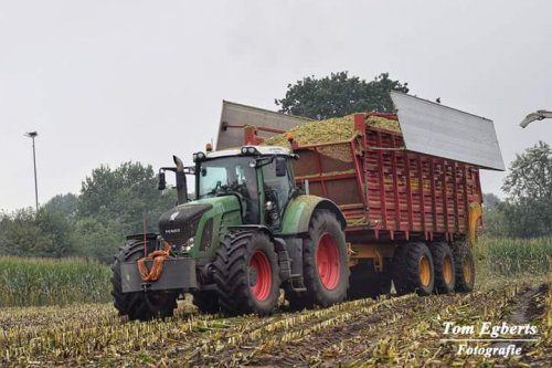 Fendt 936 van tom-case