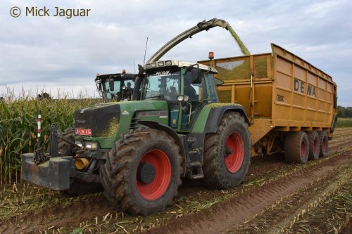 Fendt 930 van Mick Jaguar