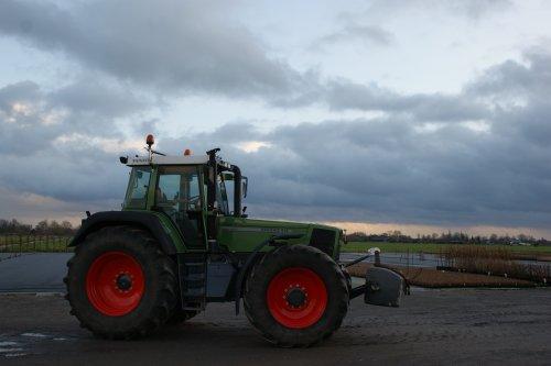Foto van een Fendt 916. Geplaatst door fendt280v op 14-01-2018 om 15:58:46, op TractorFan.nl - de nummer 1 tractor foto website.