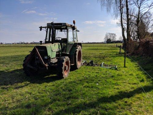 Foto van een Fendt 307 LSA. Geplaatst door Quintto op 25-03-2018 om 17:32:35, op TractorFan.nl - de nummer 1 tractor foto website.