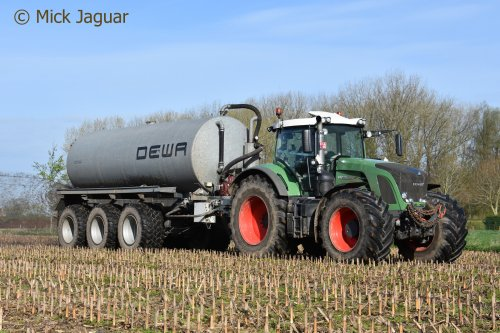 Fendt 936 van Mick Jaguar