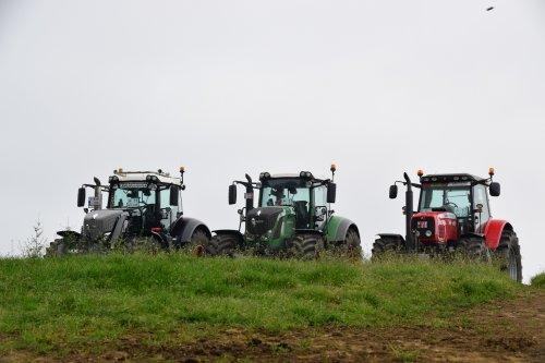 Foto van een Fendt Meerdere. Geplaatst door jd7920 op 17-05-2018 om 20:08:15, op TractorFan.nl - de nummer 1 tractor foto website.