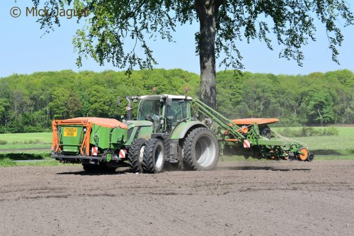 Fendt 724 van Mick Jaguar