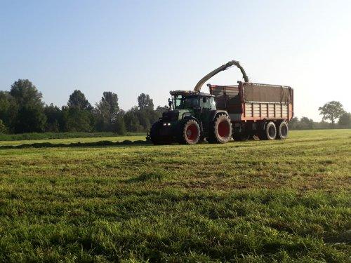 vanmorgen ingemaakt. Geplaatst door John deere 6100rc op 06-06-2018 om 17:30:58, op TractorFan.nl - de nummer 1 tractor foto website.