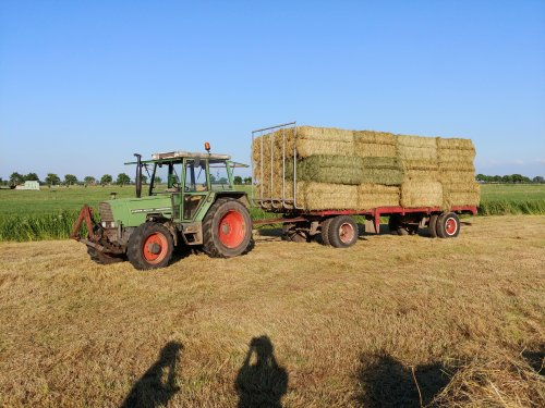 Foto van een Fendt 307 LSA. Geplaatst door Quintto op 21-06-2018 om 09:28:07, op TractorFan.nl - de nummer 1 tractor foto website.