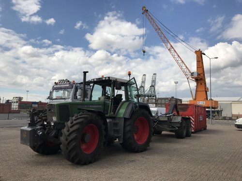 Fendt 824 van Gavrie Willemsen