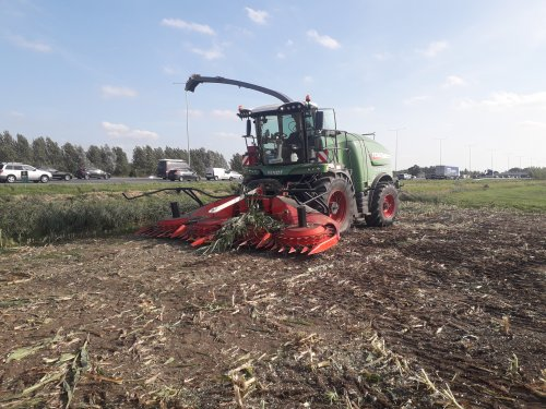 Fendt Katana 65 van inter 745xl