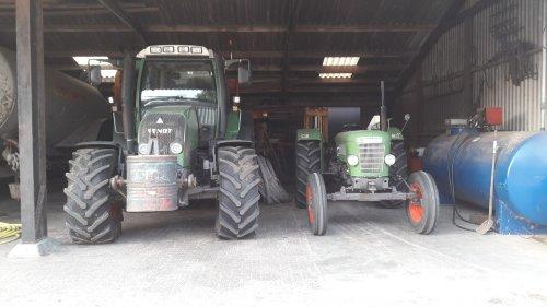 Foto van een Fendt Dieselross. Geplaatst door gijs-karnebeek op 07-11-2018 om 19:26:28, op TractorFan.nl - de nummer 1 tractor foto website.