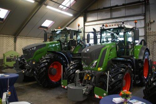 Foto van een Fendt Meerdere. Geplaatst door jans-eising op 12-01-2019 om 19:20:03, op TractorFan.nl - de nummer 1 tractor foto website.