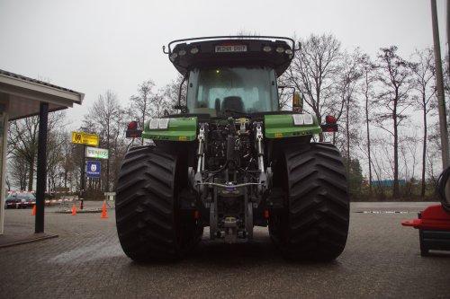 Foto van een Fendt 943MT. Geplaatst door jans-eising op 12-01-2019 om 19:20:09, op TractorFan.nl - de nummer 1 tractor foto website.