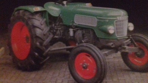 Fendt Farmer 1Z van