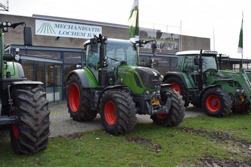 Foto van een Fendt 313 Vario. Geplaatst door jordi 1455 op 11-02-2019 om 19:20:16, op TractorFan.nl - de nummer 1 tractor foto website.