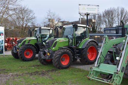 Foto van een Fendt 313 Vario. Geplaatst door jordi 1455 op 11-02-2019 om 19:20:19, op TractorFan.nl - de nummer 1 tractor foto website.