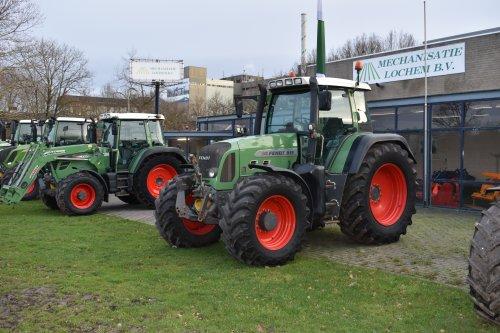 Foto van een Fendt 818. Geplaatst door jordi 1455 op 11-02-2019 om 20:59:39, op TractorFan.nl - de nummer 1 tractor foto website.
