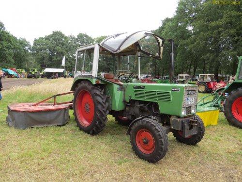 Fendt Farmer 102S van oldtimergek
