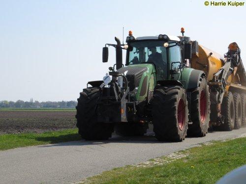 Foto van een Fendt 939. Geplaatst door oldtimergek op 19-04-2019 om 15:38:28, op TractorFan.nl - de nummer 1 tractor foto website.