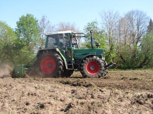 Fendt Farmer 308 van fendtfan2