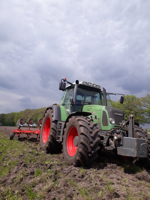 Fendt 716 van tom-case