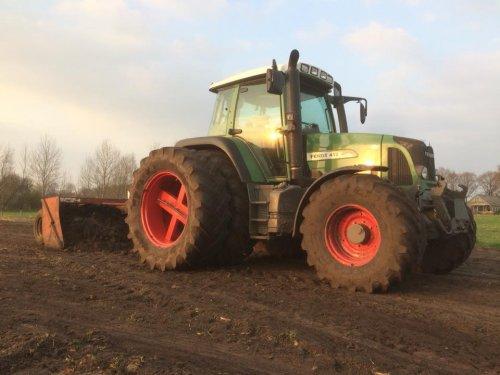 Foto van een Fendt 412 kilveren 💪🏻. Geplaatst door jasper-santing0 op 18-07-2019 om 15:09:51, op TractorFan.nl - de nummer 1 tractor foto website.