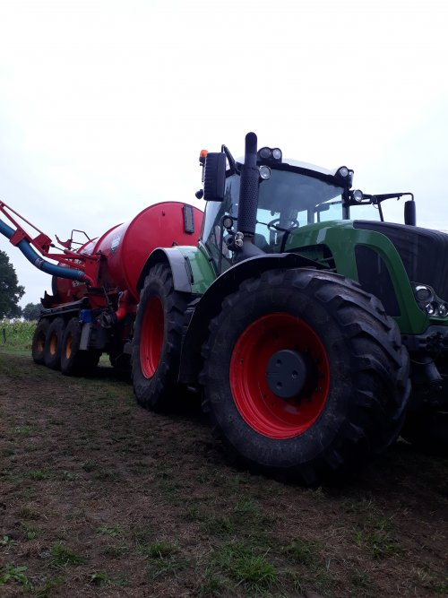 Fendt 939 van tom-case