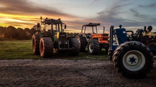 Foto van een Fendt 615, fiat 1300dt en ford 6500.. Geplaatst door joey-bertram op 16-09-2019 om 13:51:36, op TractorFan.nl - de nummer 1 tractor foto website.