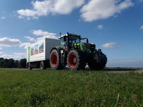 Foto van een Mooie Fendt 939. Geplaatst door Rickfendt615 op 26-09-2019 om 13:32:31, op TractorFan.nl - de nummer 1 tractor foto website.