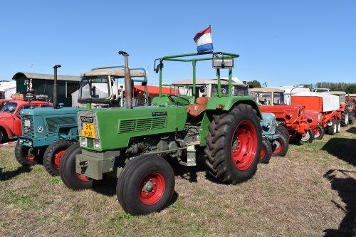 Foto van een Fendt 108 S. Geplaatst door jordi 1455 op 01-10-2019 om 22:03:52, op TractorFan.nl - de nummer 1 tractor foto website.