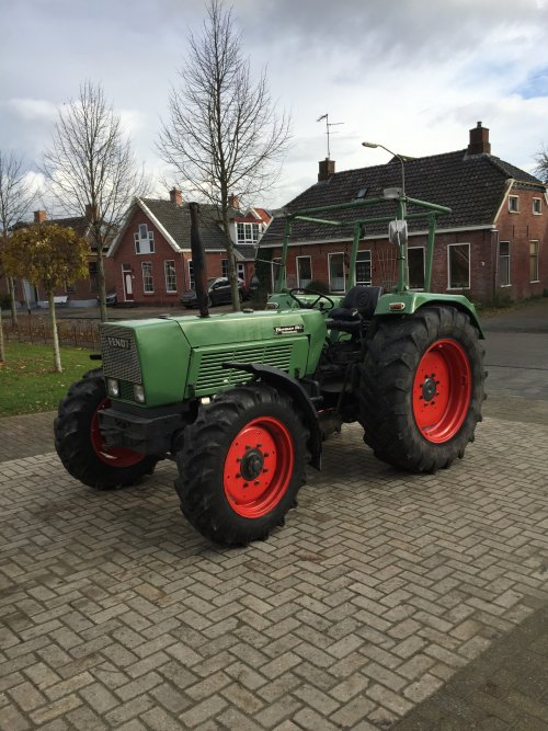 Fendt 106 S van fendt fix fan