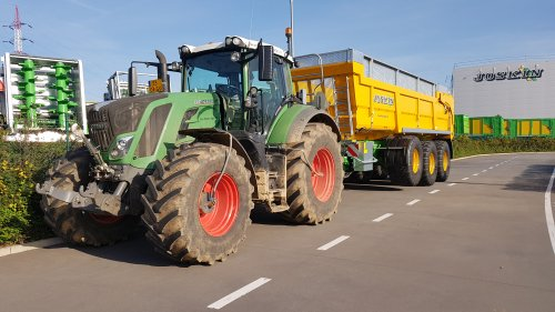 Fendt 826 van Oldtimer-fan